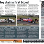 Article in Race Magazine
